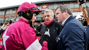 Michael O'Leary was not happy with the weights with the British Handicapper after the National weights were published