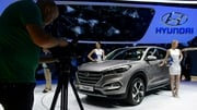 The Hyundai Tucson was the top selling car in Ireland last year