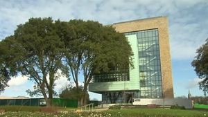 The Greenway Hub is home to DIT's postgraduate researchers