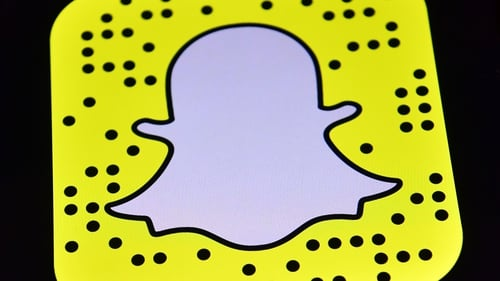 Snap Inc's first earnings report as a public company triggered a 23% drop in share price