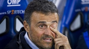 Luis Enrique is the new Spain manager