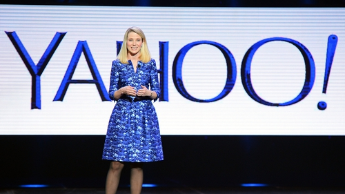 Yahoo's chief executive Marissa Mayer will not get her cash bonus for 2016, the company has said