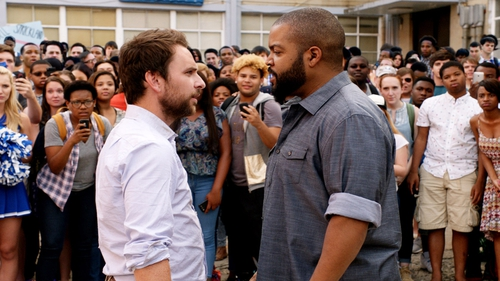 Charlie Day and Ice Cube are two teachers pushed to the brink on Senior Prank Day
