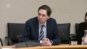 Simon Harris said 'it is vital that we get the information out that this vaccine can save lives'