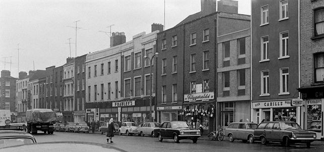Thomas Street in Dublin