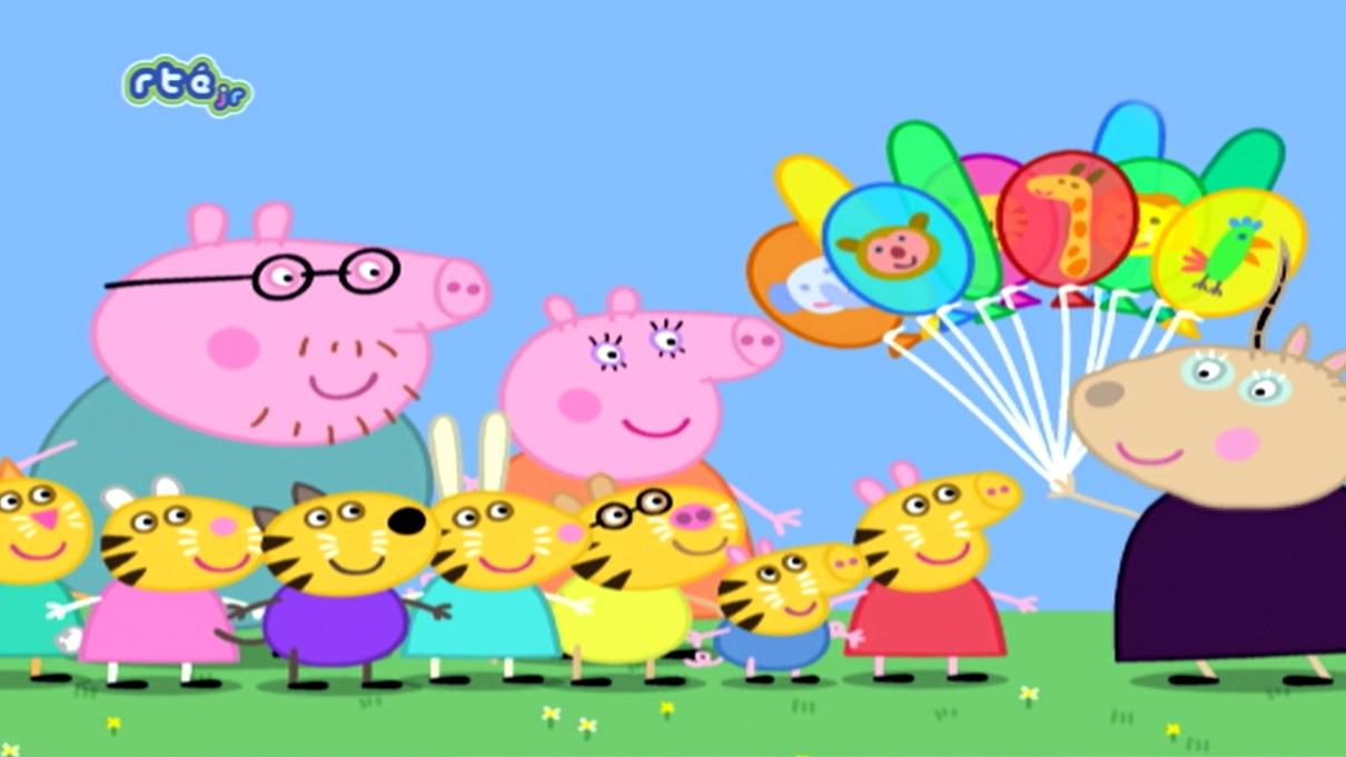 Peppa Pig Season 5 Episode 16