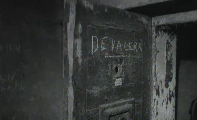 De Valera's Cell in Kilmainham Gaol (1962)