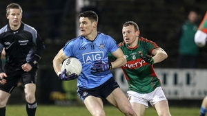 Connolly has not been involved with the Dubs so far this year