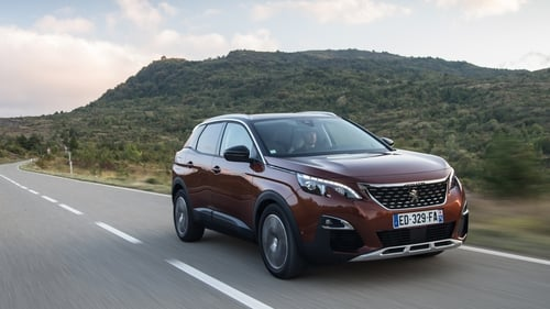 The Peugeot 3008 is European Car of the Year for 2017