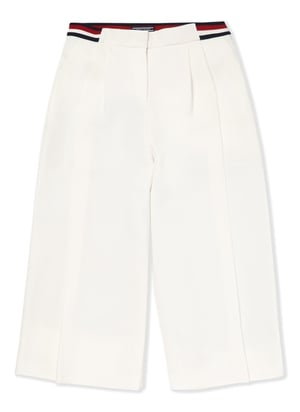 These Tommy Hilfiger culotte pants are so cool and classy that you can wear them with anything!