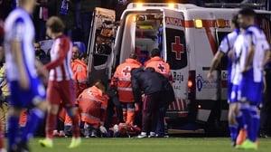 Fernando Torres is fine after suffering a head injury