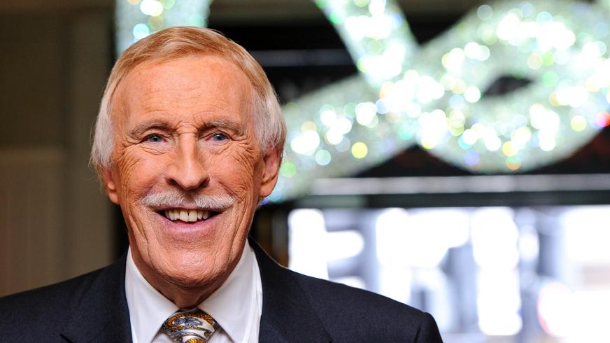 Sir Bruce Forsyth | The Late Late Show
