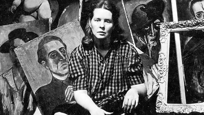 """Alice Neel: Dr Jekyll and Mrs Hyde"", a documentary by BBC1 Imagine"