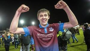 Goalscorer Jake Hyland