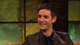 The Late Late Show: Emmet Kirwan