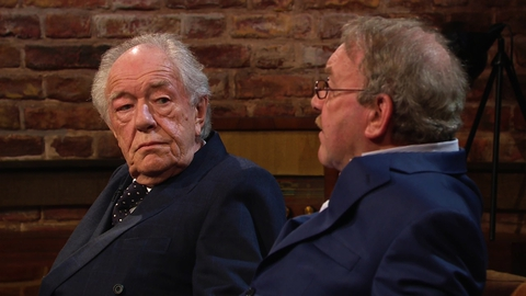 The Late Late Show: Michael Gambon & Michael Colgan