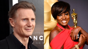 Neeson and Davis - Would be a marriage made in Movie Heaven