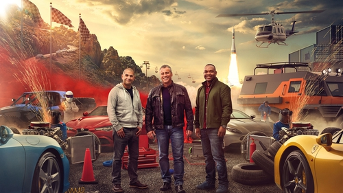 Top Gear - Back on BBC Two on Sunday at 8pm