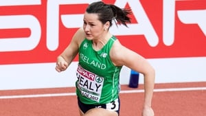 Phil Healy will compete at the World Indoor Championships