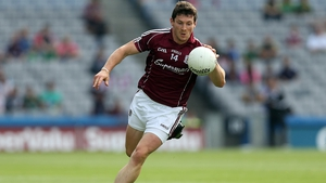 Michael Meehan last played for Galway in 2013