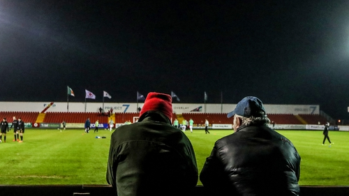 The wait for League of Ireland games goes on