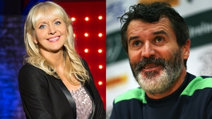 Miriam O'Callaghan and Roy Keane - Amanda Byram's top picks