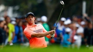 Rory McIlroy is hoping to return to the top of the world rankings