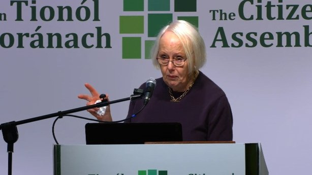 Ms Justice Mary Laffoy
