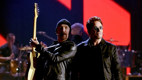 U2 - Gearing up for release of their new album, Songs of Experience, on December 1