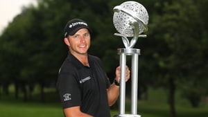 Dean Burmester bagged his first win on the European Tour