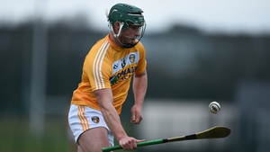 Conor Johnstone was among the scorers for Antrim in the win over Kildare