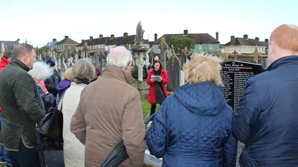 Cork Magdalene memorial