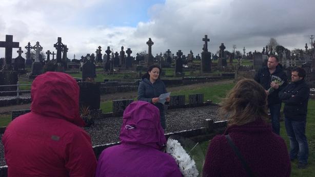 Waterford Magdalene memorial