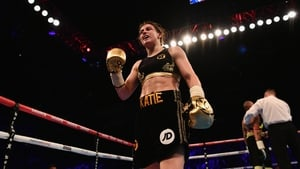 Taylor will face undefeated German Nina Meinke on 29 April