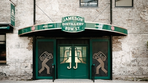 Visitor numbers to the Jameson Distillery Bow Street topped more than 350,000 last year