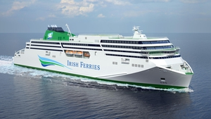 ICG said total revenues in its Irish Ferries division dipped by 2.4% to €52.3m in the four months to the end of April