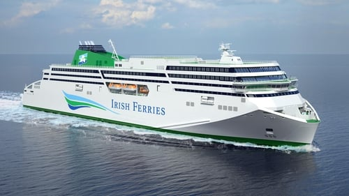 Irish Ferries is a division of Irish Continental Group