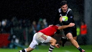 James Lowe starts for the Maori All Blacks against the Lions