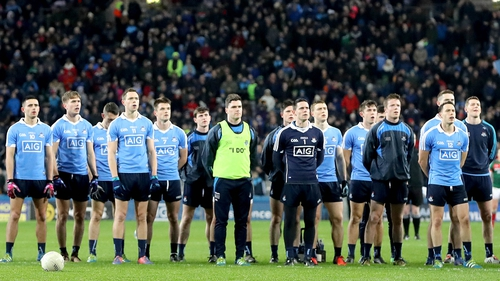 Dublin are unbeaten in 33 consecutive League and Championship games