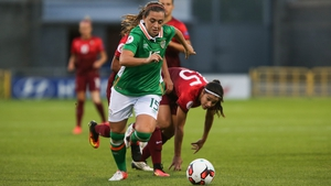 Katie McCabe struck a terrific winner for Ireland