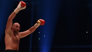 A positive coronavirus test for the 32-year-old has forced the trilogy fight to be rearranged for 9 October
