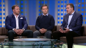Michael Swift, Marcus Horan and Donal Lenihan believe Ireland will win in Wales
