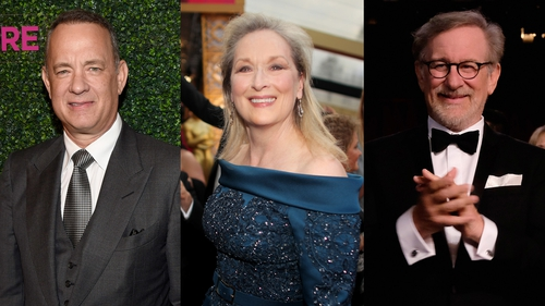 Tom Hanks, Meryl Streep and Steven Spielberg are set to collaborate