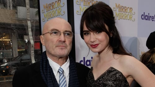 Phil Collins' daughter 'forgives' for parenting errors
