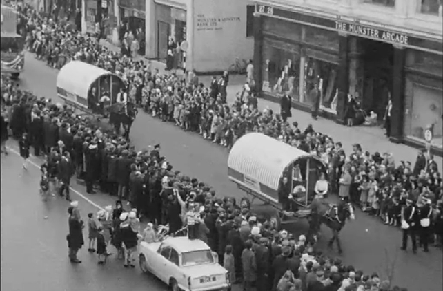 Cork St Patrick's Day Parade