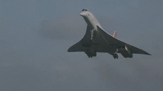 Concorde 'The Likes of Mike'