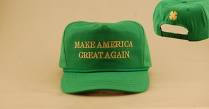 Make Ireland Laugh Again. Get them while they're hot!