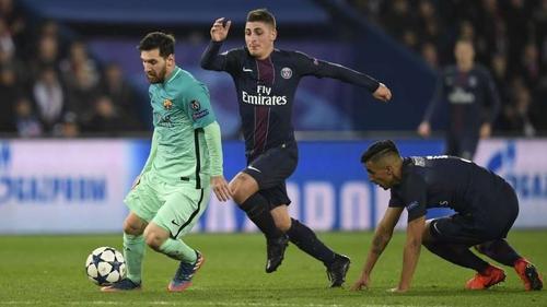 Miracle at Nou Camp as Barcelona stun PSG 6-1