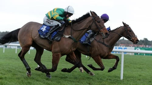 On The Fringe has won at Cheltenham, Aintree and Punchestown for the last two seasons