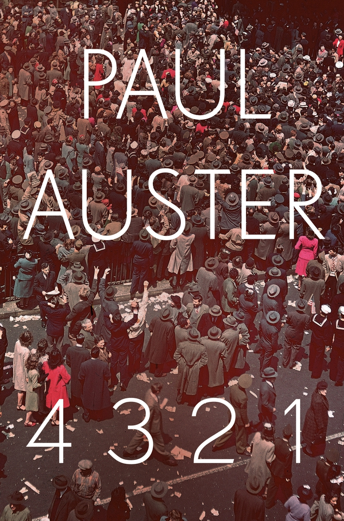 """4321"" by Paul Auster"